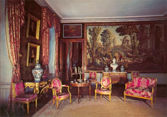 Hortense de beauharnais madame de sta l for Le salon chatou