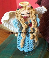 2000 Free Amigurumi Patterns: Christmas Angel Tree ...