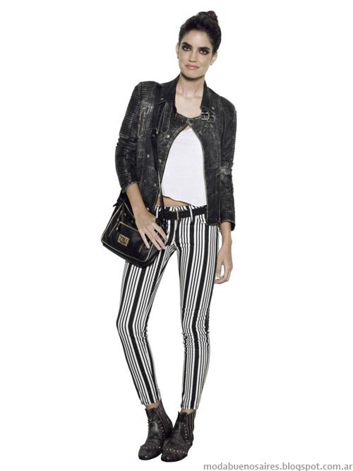 Kosiuko pantalones invierno 2013 Moda