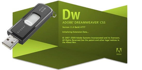 DOWNLOAD DREAMWEAVER PORTABLE
