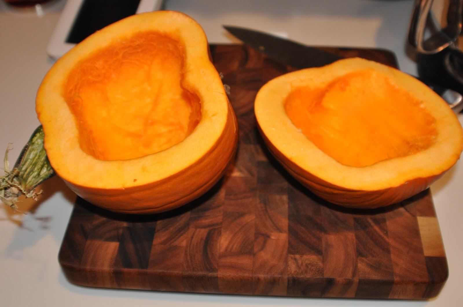 lunchbox limbo: Savory Pumpkin Casserole