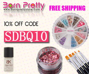 BORN PRETTY STORE code réduction