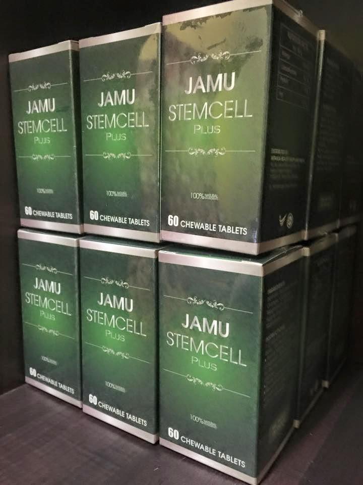 JAMU STEMCELL DAN BERAT BADAN IDEAL