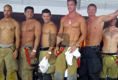 Firefighters come to Wine World