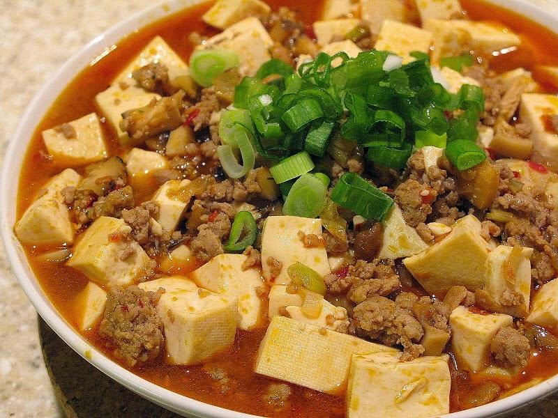Resep Membuat Mapo Tahu