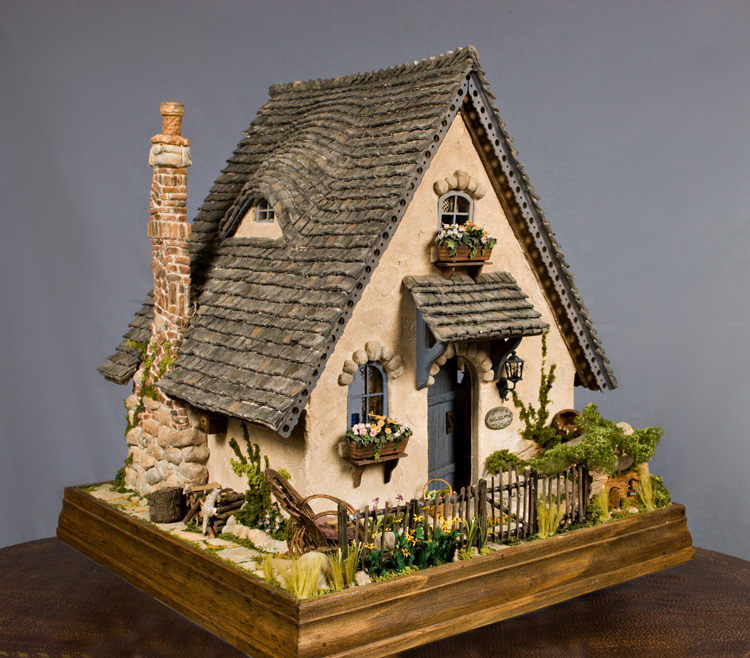 Good Sam Showcase Of Miniatures Gsam Instructor Rik Pierce