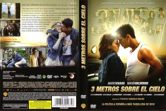 3 Metros Sobre El Cielo Dvd