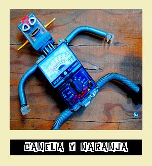 http://www.canelaynaranja.es/2014/01/fabricar-robots-con-chatarra.html
