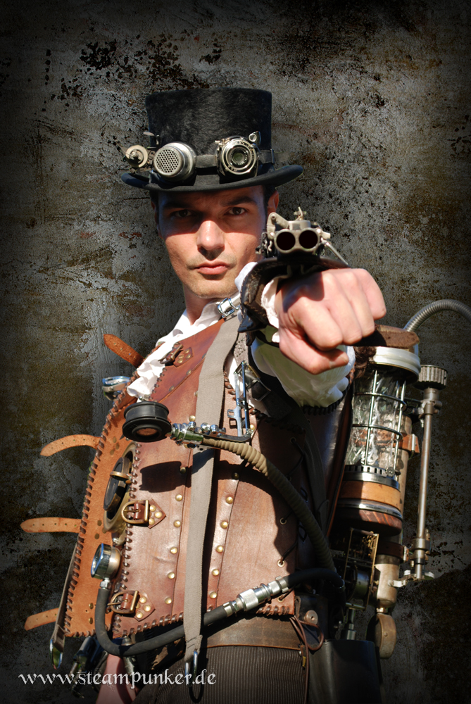 Steampunk Artwork Steampunk Steampunker Outfit Lord Mel