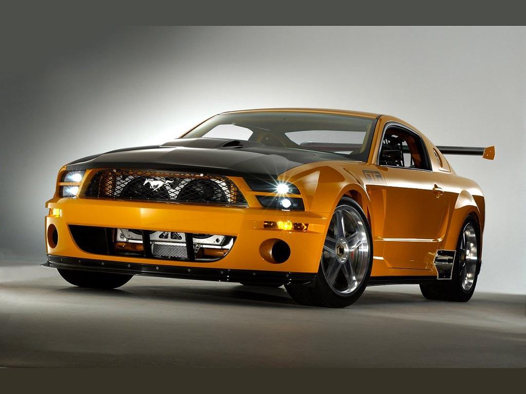 Auto Carros: Papel de parede do Carro Mustang gt