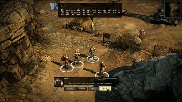 wasteland 2 pc game screenshot review 3 Wasteland 2 FTS