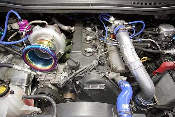 Knalpot Diesel Monster