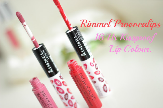 review swatches rimmel provocalips 16 hr kissproof lip colour