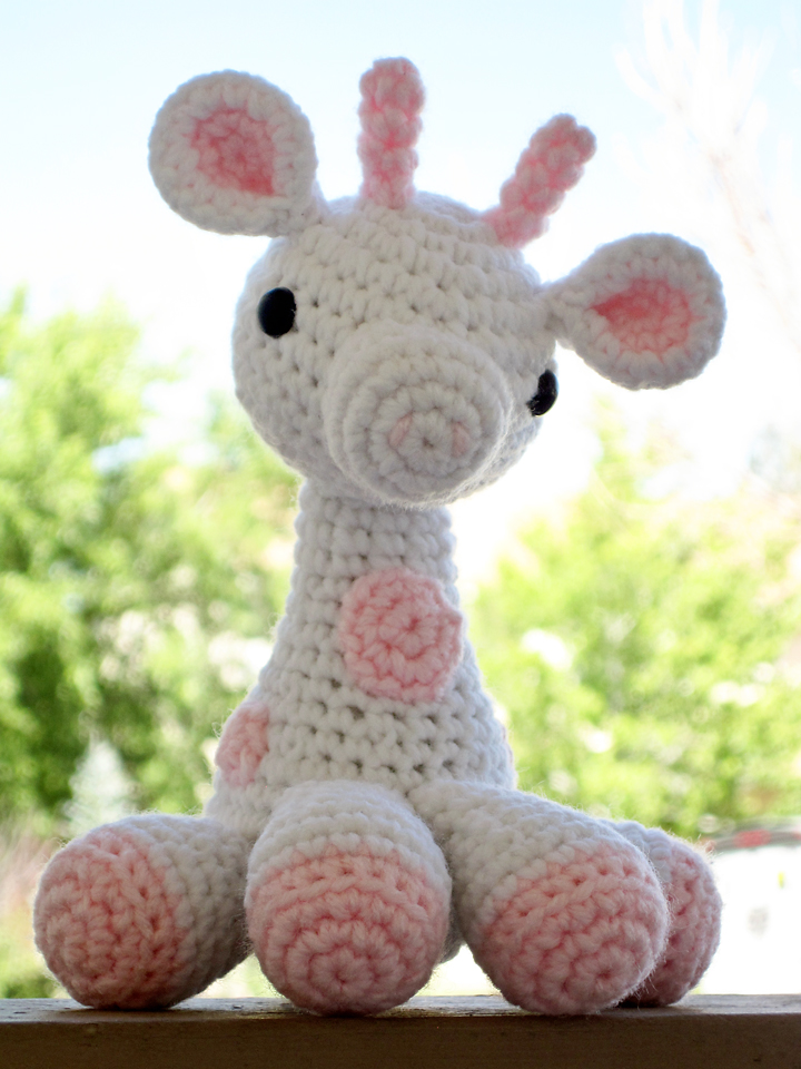 Crochet Pattern Giraffe Blanket : Image Free Crochet Giraffe Blanket Pattern Download