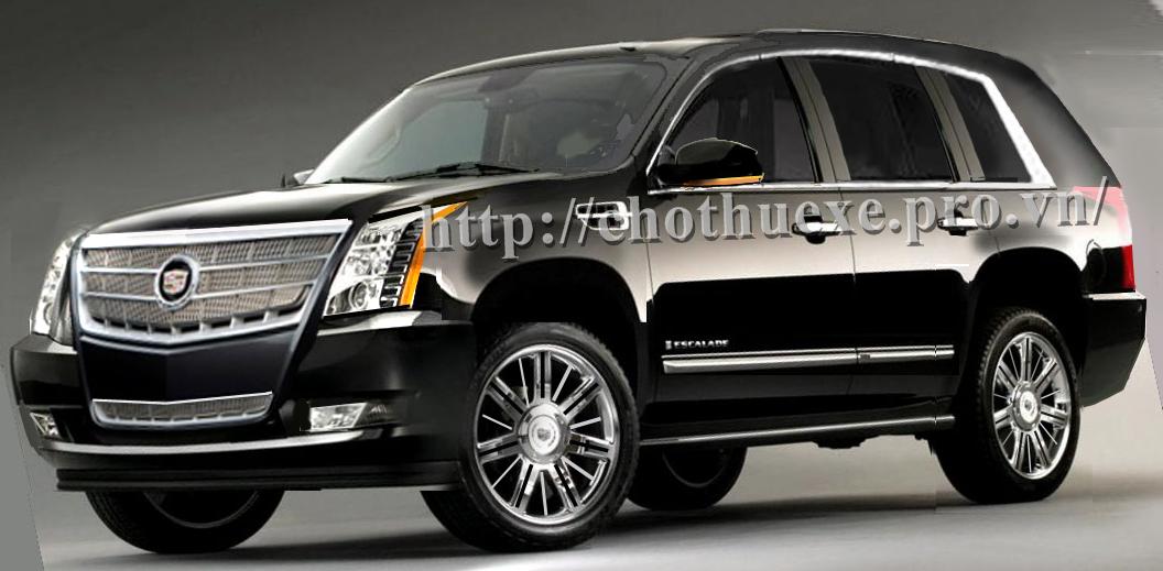 Cho thuê xe Cadillac Escalade 2