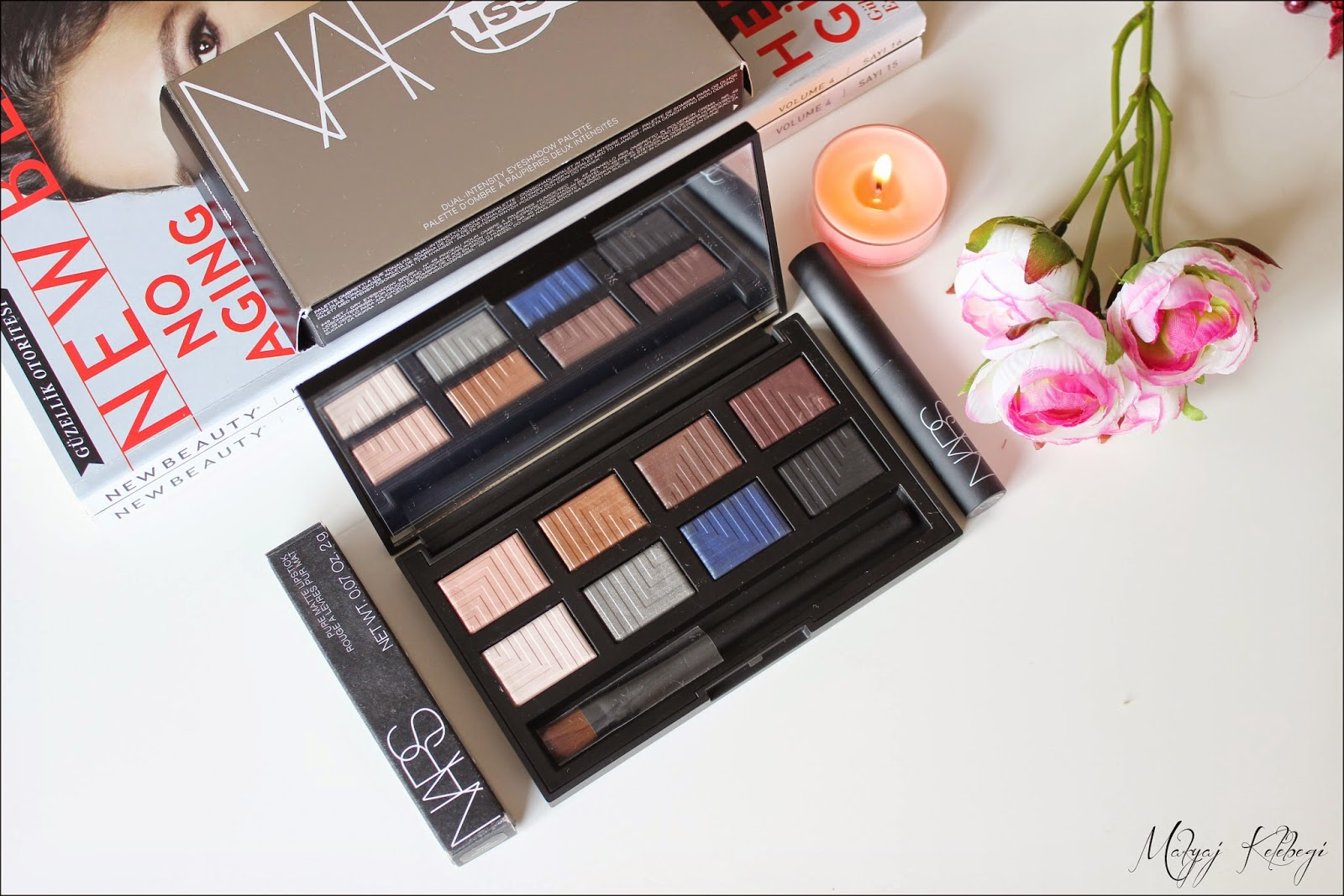 Nars Dual-Intensity Eyeshadow Palet