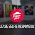 Los peligros de los bastones para selfies