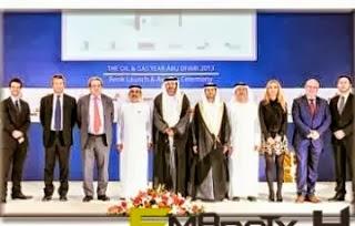 """كتاب """"سنة النفط والغاز أبوظبي 2013"""""""