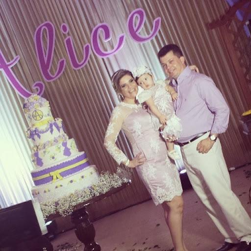 Vanessa Rebouças - Lembrancinhas aniversário 1 aninho de Alice
