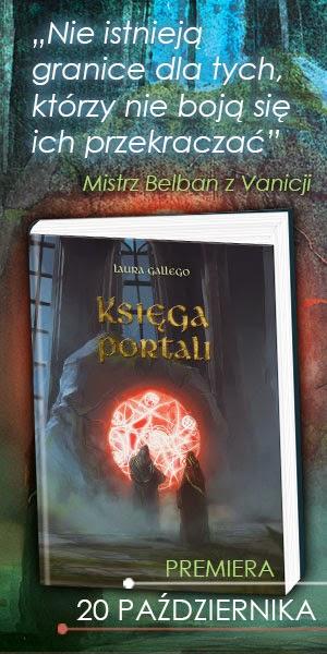 Nowa książka Laury Gallego
