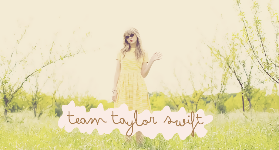 Team Taylor Swift