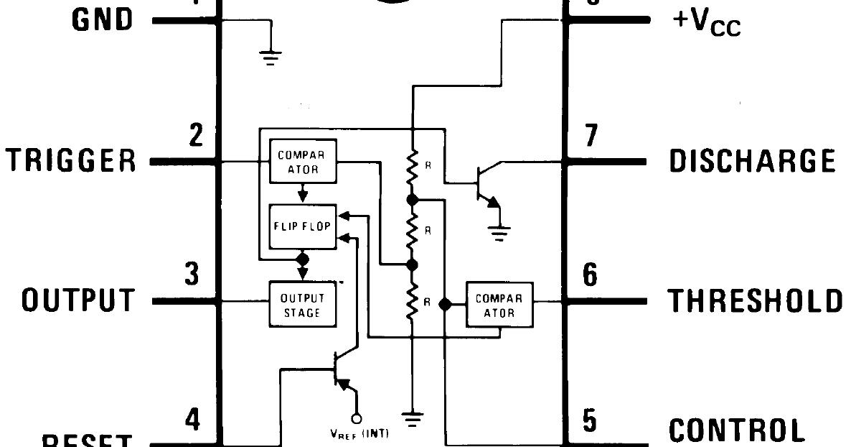 Circuito Oscilador 555 : Electronica con andresito y pablito laboratorio oscilador
