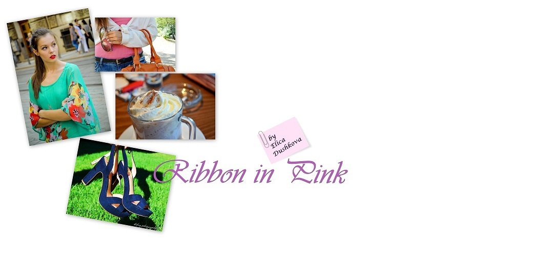 Ribbon in Pink