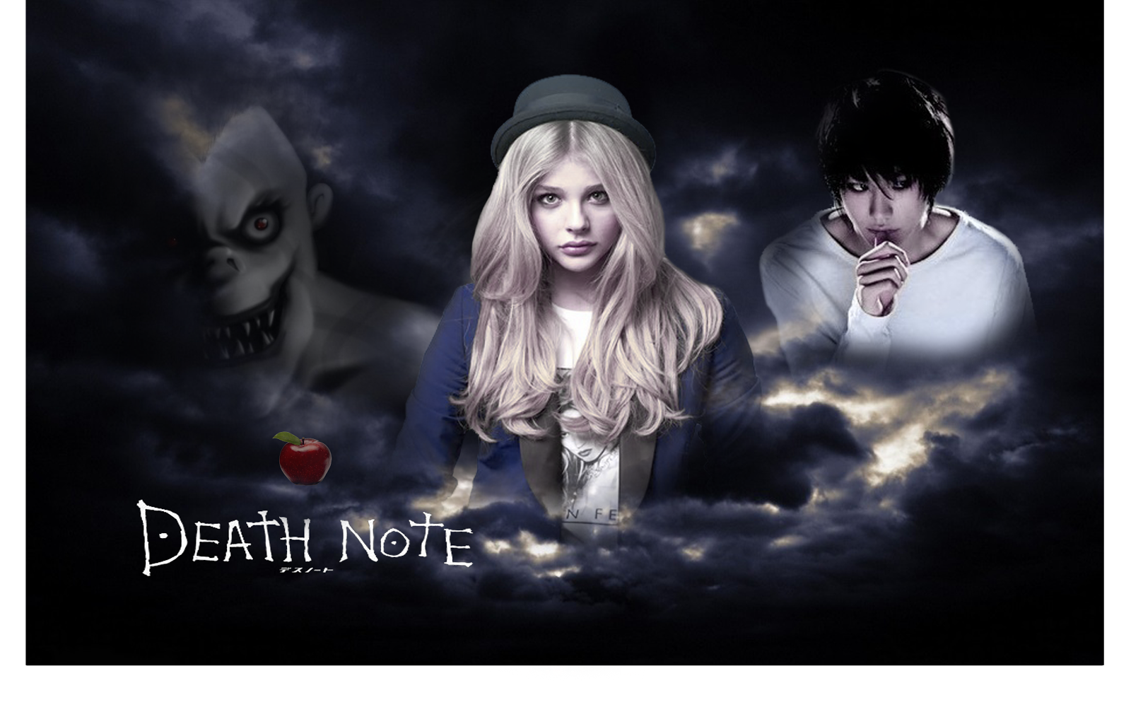Death Note: Carrie