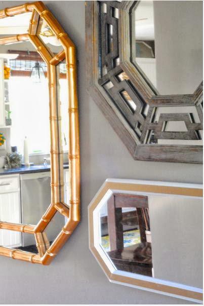 Using Mirrors to Brighten Dark Spaces