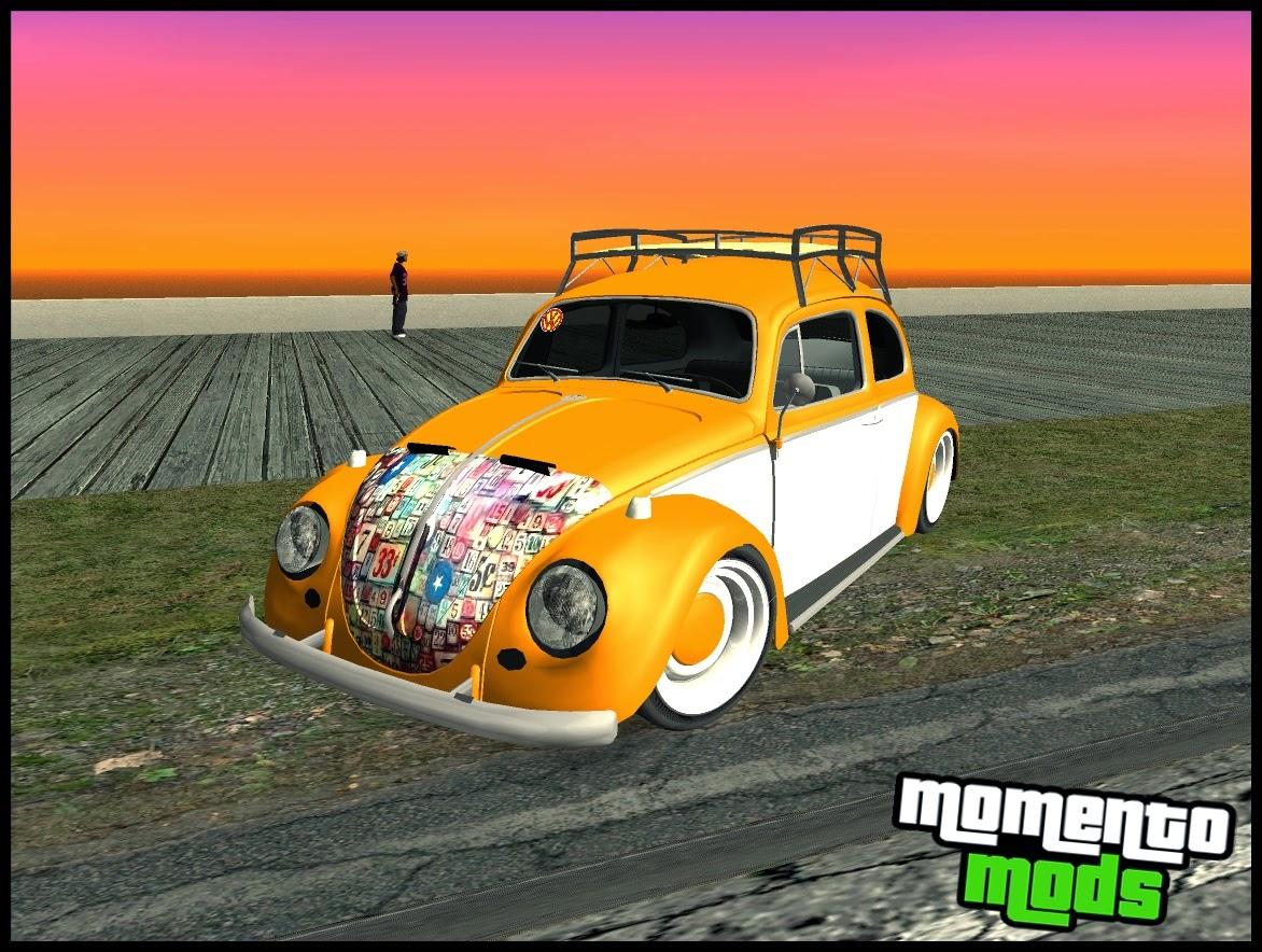 GTA SA - Volkswagen Beetle Rebaixado