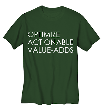 optimization creates value