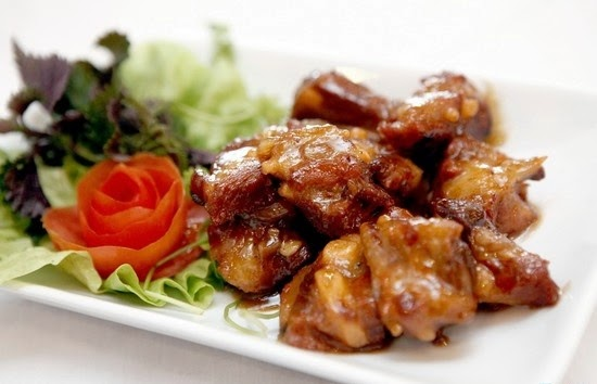 Thịt Nướng Sốt Me, Đặc Biệt Cho Mùa Đông