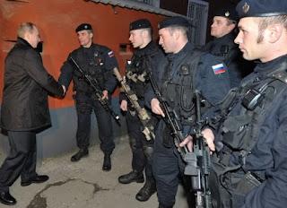 Διαταγή Βλαδίμηρου Πούτιν: « Να ετοιμασθούν οι Spetsnaz για πόλεμο με ΗΠΑ και Τουρκία λόγω εμπλοκή τους στην Κριμαία»!