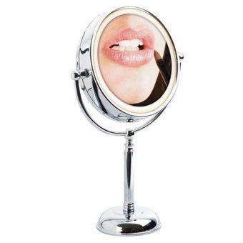Specchio retroilluminato babyliss x7 make up pleasure - Ikea specchio trucco ...