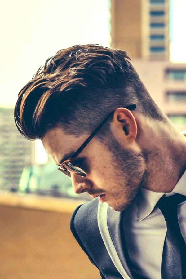 Model Gaya Rambut Pria Undercut 2015 Terbaik ( Undercut )