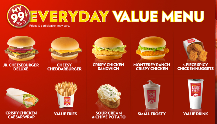 Wendys Takes Aim At New Prices Menu Items And Branding Report