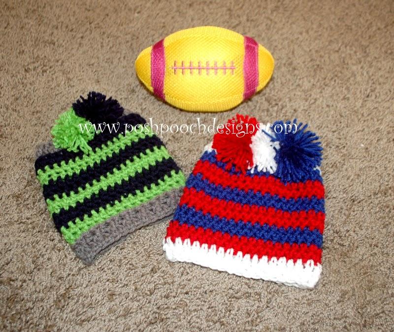 Free Crochet Pattern Dog Snood : Posh Pooch Designs Dog Clothes: Sports Team Dog Snood Free ...
