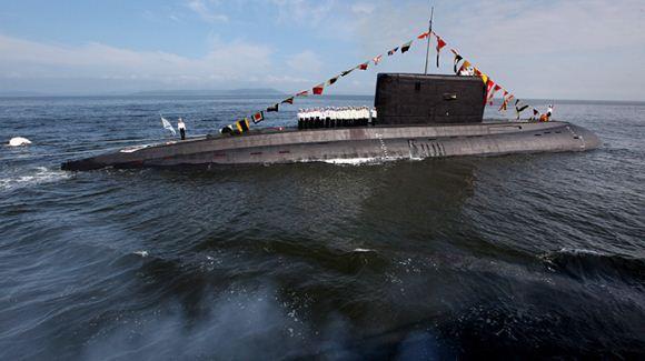 Kapal selam Kelas Varshavyanka