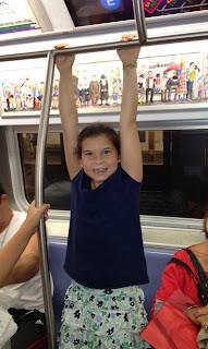 NY Subway experience