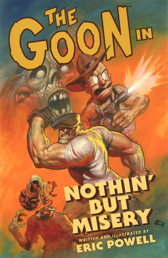 Review: The Goon Volume 1 Nothin' But Misery