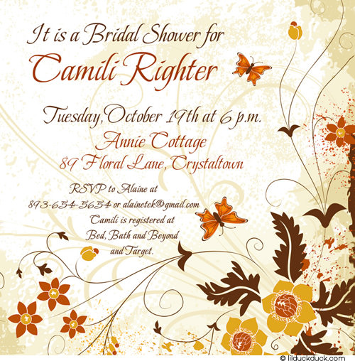 Autumn Bridal Shower Invitations3