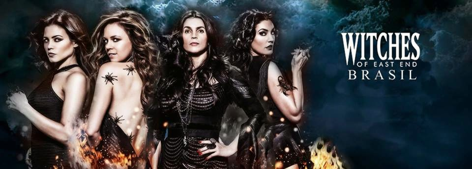 Witches Of East End Brasil