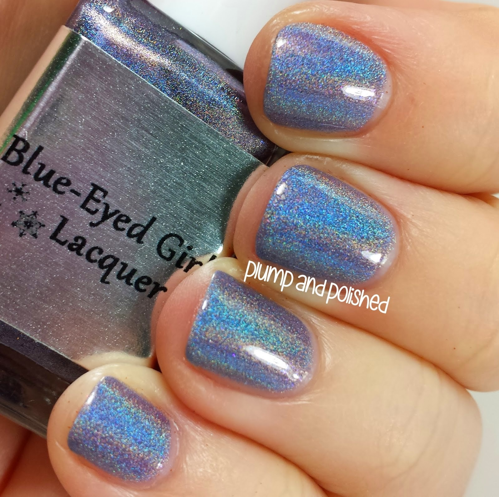 Blue-Eyed Girl Lacquer - Hypothermia