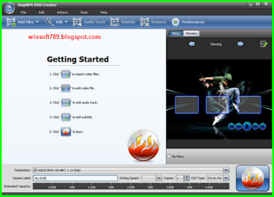 Anymp4 dvd creator 6 crack for Mirror for samsung tv license key
