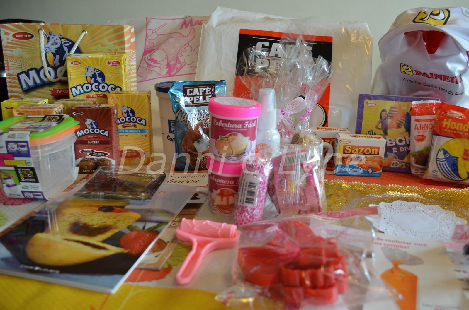 Blog Deli Art Cake Creations : Danni e Lype: Encontro de Blogueiros