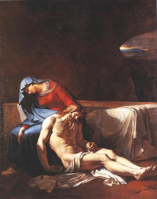 Girodet de Roucy-Trioson christ