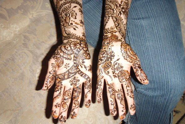Mehndi Patterns History : Mehndi designs patterns images book for hand dresses