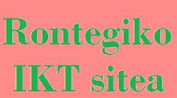 Rontegiko IKT sitea
