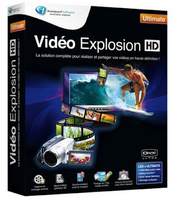 Avanquest Video Explosion Ultimate 7.7 ML