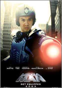 fgamegasfas Download   Megaman   O Filme   RMVB Legendado (2011)
